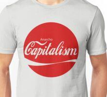 Anarcho Capitalism Design 1 Unisex T-Shirt