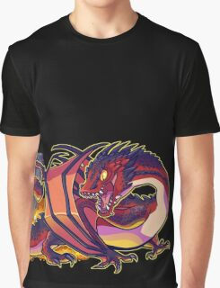 Smaug the terrible Graphic T-Shirt