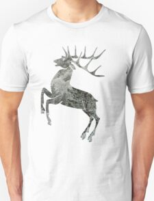 Pine Tree Deer T-Shirt