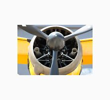Bristol Mercury 870 hp engine, propeller of Army Co-operation single engine Westland Lysander III aircraft. Unisex T-Shirt