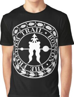 Boston: The Freedom Trail Graphic T-Shirt