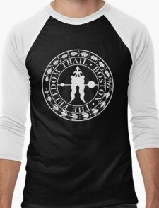 Boston: The Freedom Trail Men's Baseball ¾ T-Shirt