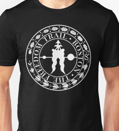Boston: The Freedom Trail Unisex T-Shirt