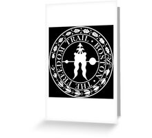 Boston: The Freedom Trail Greeting Card