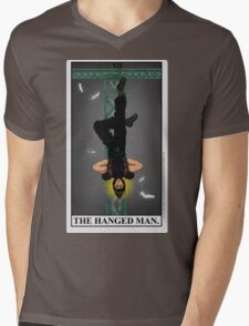 Zack Fair Tarot  Mens V-Neck T-Shirt