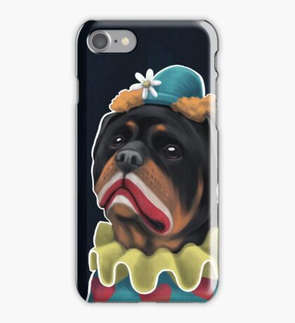 rottweiler iPhone Case/Skin