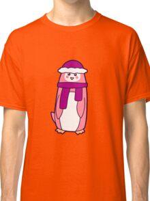 Pink Penguin Classic T-Shirt