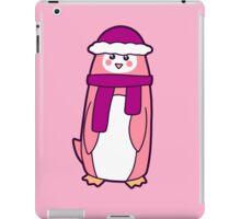 Pink Penguin iPad Case/Skin