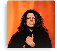 Michael Hutchence Painting Canvas Print