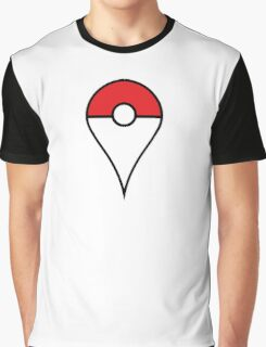 PokeGO Graphic T-Shirt