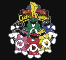 Caring Rangers One Piece - Long Sleeve