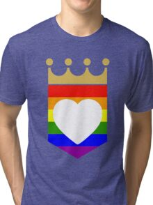 KC Royals Tri-blend T-Shirt