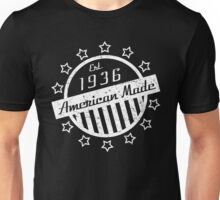 1936 American Made Unisex T-Shirt