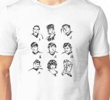 TOS Crew Unisex T-Shirt