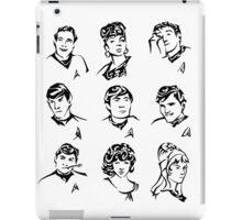 TOS Crew iPad Case/Skin