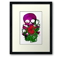 The Poison Framed Print