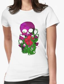 The Poison Womens Fitted T-Shirt