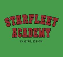 Star Trek - Starfleet One Piece - Short Sleeve