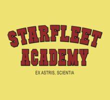 Star Trek - Starfleet Kids Tee