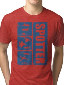 Aircraft spotters Tri-blend T-Shirt