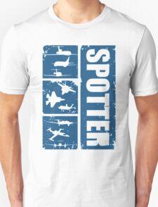 Aircraft spotters Unisex T-Shirt
