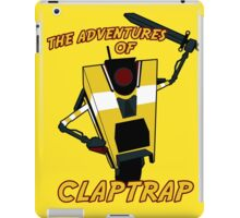 The Adventures of Claptrap iPad Case/Skin