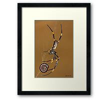 A Close Call - Limited Edition Print 1/10 Framed Print