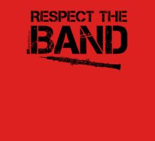 Respect The Band - Oboe (Black Lettering) Womens Fitted T-Shirt