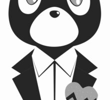 Dropout Bear - Tux Sticker