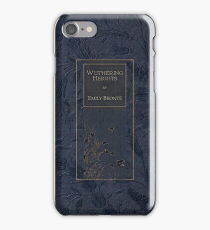 Wuthering Heights iPhone Case/Skin
