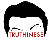 "Colbert - ""Truthiness"" Photographic Print"