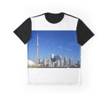 Toronto Skyline. Graphic T-Shirt