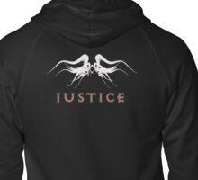 Justice Zipped Hoodie