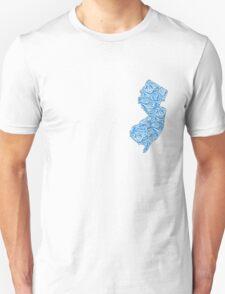 New Jersey Waves Unisex T-Shirt
