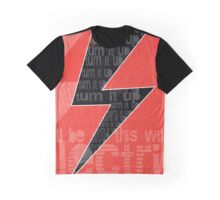 Electric Baby Graphic T-Shirt