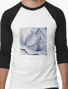 """pure"" abstract macro Men's Baseball ¾ T-Shirt"