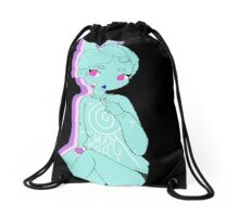 Candy Baby Drawstring Bag