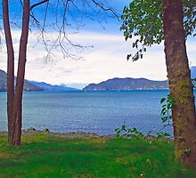 Springtime, Harrison Hot Springs, BC 13 by Priscilla Turner