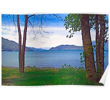 Springtime, Harrison Hot Springs, BC 13 Poster