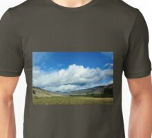 Farmers Fields and Rolling Hills Unisex T-Shirt