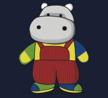 Hippo Kids Tee