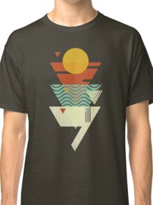 Sun. Sea. Sand. Shark. Classic T-Shirt