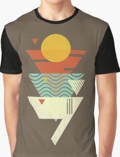 Sun. Sea. Sand. Shark. Graphic T-Shirt