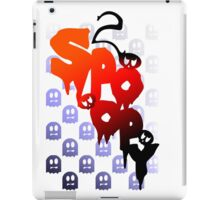 2 spoopy iPad Case/Skin