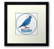 Birdie Sanders 2 Framed Print