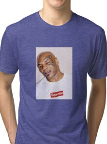Mike Tyson supreme  Tri-blend T-Shirt