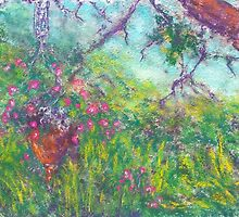 Secret Garden (Pastel) by Niki Hilsabeck