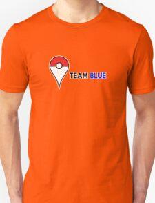 PokeGO Team Blue Unisex T-Shirt