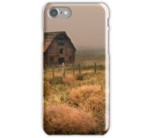 Legacy - Haynes Ranch Barn iPhone Case/Skin