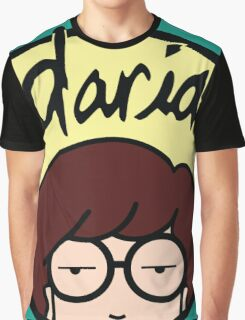 Daria Graphic T-Shirt